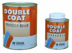 DOUBLE COAT RAL 9010, 1 KG, REIN WIT
