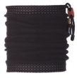 Neckwarmer BUFF® Combi, One Size, Black