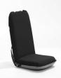 COMFORT SEAT CL REG ZWART, BLACK