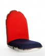 COMFORT SEAT ADVENTURE, RED-BLUE
