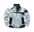 RC004 SOFTSHELL JACKET, S, SILVER/GRAPHITE